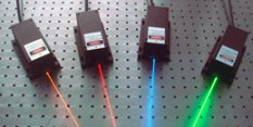 DPSS and diode lasers from CNI Laser