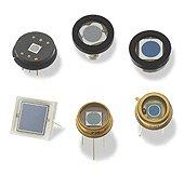 UV enhanced and X-ray photodiodes